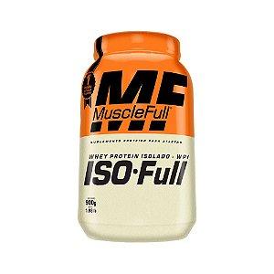 ISO FULL MUSCLE FULL - 900G