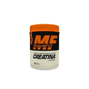 CREATINA MUSCLEFULL (100% PURA) - 300G