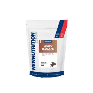 WHEY ISOLATE NEW NUTRITION - 900G