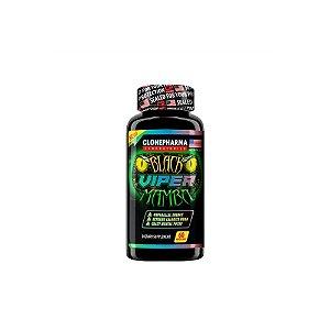 BLACK VIPER MAMBA CLONEPHARMA - 60 CAPS