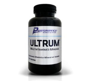 ULTRUM MULTIVITAMINICO PERFORMANCE - 100 TABLETES