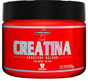CREATINA HARDCORE INTEGRALMEDICA - 150G