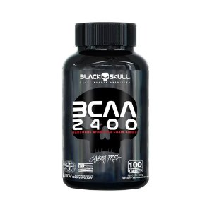 BCAA 2400 BLACK SKULL - 100 TABLETS