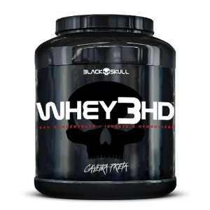 WHEY 3HD BLACK SKULL - 1,8KG