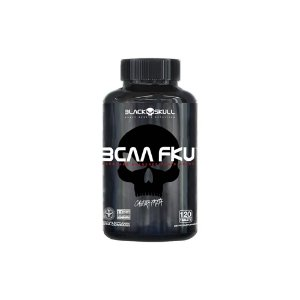 BCAA FKU BLACK SKULL - 120 TABLETS