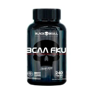 BCAA FKU BLACK SKULL - 240 TABLETS