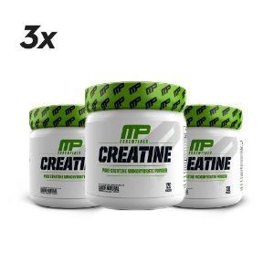 COMBO - 3x CREATINA MUSCLE PHARM - 300G