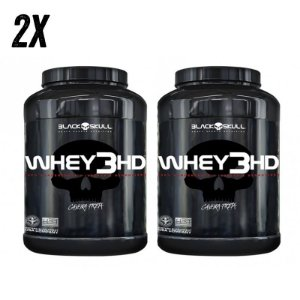COMBO - 2x WHEY 3HD 1,8KG (3,6KG TOTAL)