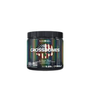 CROSSBONES BLACKSKULL - 150G