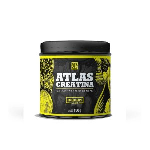 ATLAS CREATINA IRIDIUM - 150G