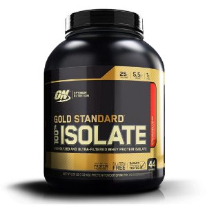 GOLD STANDARD 100% ISOLATE - 1,32KG