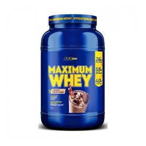 MAXIMUM WHEY BLUE SERIES - 900G