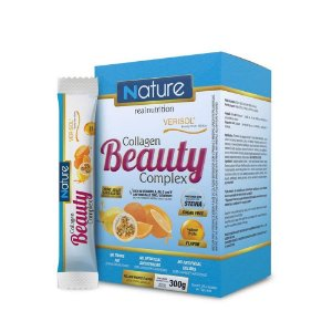 COLLAGEN BEUTY COMPLEX NATURE (30 SACHÊS)  - 300G