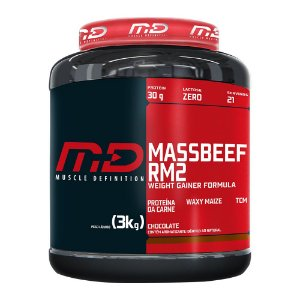 MASSBEEF RM2 MUSCLE DEFINITION - 3KG