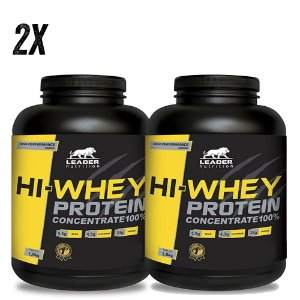 COMBO - 2x HI-WHEY PROTEIN 1,8KG (3,6KG TOTAL)
