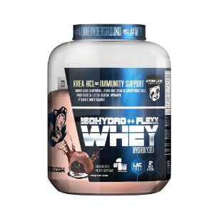 ISOHYDRO ++ FLEX WHEY HYDROLYZED UNDER LABZ - 1,8KG