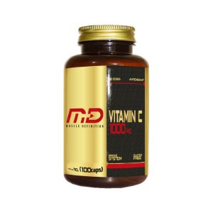 VITAMIN C 1000MG MUSCLE DEFINITION - 100 CAPS