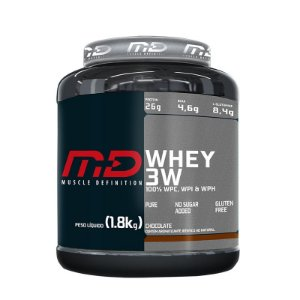 WHEY 3W MUSCLE DEFINITION - 1,8KG