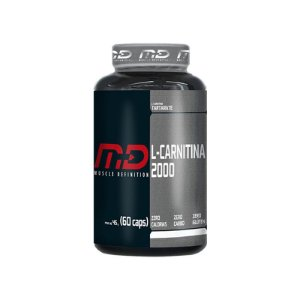L-CARNITINA 2000 MUSCLE DEFINITION - 60 CAPS