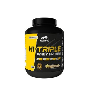 HI-TRIPLE WHEY PROTEIN LEADER NUTRITION - 1,8KG