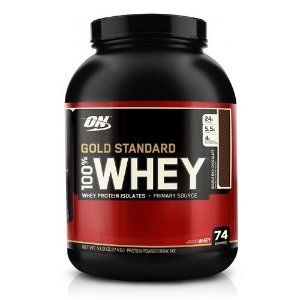 100% WHEY GOLD STANDARD ON - 2,3KG