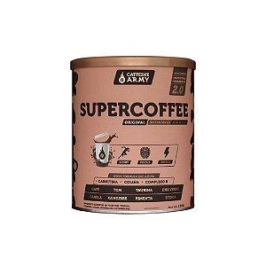 SUPERCOFFEE TRADICIONAL CAFFEINE ARMY - 220G