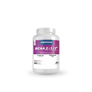 BCAA 2400 2:1:1 NEWNUTRITION - 120 CAPS
