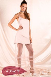 Vestido Moonlight Rosé