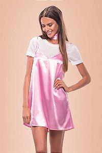 Vestido Angel Rosa