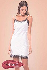 Vestido Late Night Branco