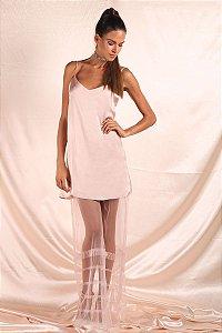 Vestido Moonlight ROSE + Choker Fancy