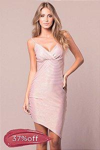Vestido Cristal Pink