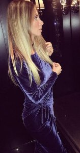 Vestido Blue Velvet Midi Azul