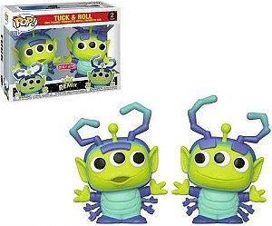 Funko POP Disney Alien Remix: Tuck & Roll 2 Pack Target Exclusive