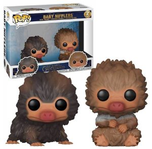 Funko Pop The Crimes Of Grindelwald: Baby Nifflers 2 pack