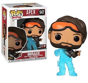 Funko Pop Apex Legends: Mirage #547 Gamestop Exclusive