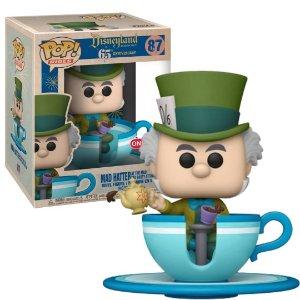 Funko POP Disneyland 65 Anniversary: Mad Hatter At The Mad Tea Party 87 Target Exclusive
