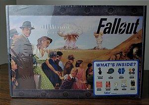 Fallout Collectors Box com 9 items inclusos NOVO e LACRADO