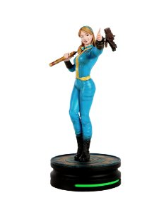 Fallout Vault Girl Modern Icons Statue Think Geek Exclusive 33cm