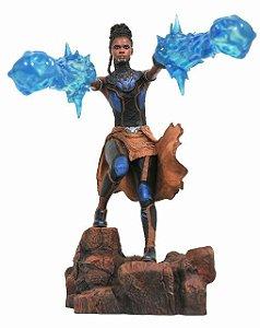 Marvel Pantera negra Shuri Statue by Gallery Diamond Comics de 23cm