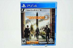 The Division 2 para PS4 (NOVO - LACRADO)