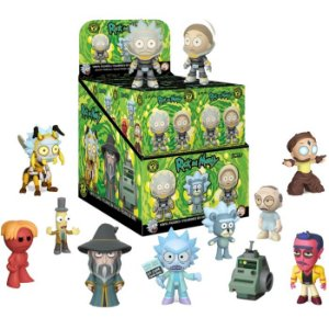 Funko Mystery Minis - Rick and Morty Collection