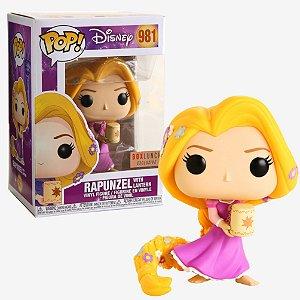 Funko POP Disney Enrolados: Rapunzel com Lanterna Box Lunch Exclusive #981