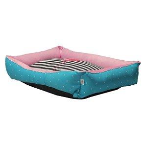 Cama Ziper Total - Flamingos