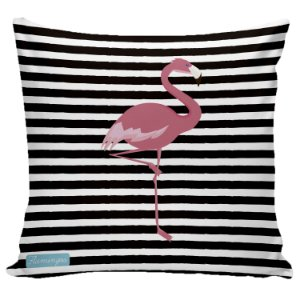 Almofada Decor - Flamingos