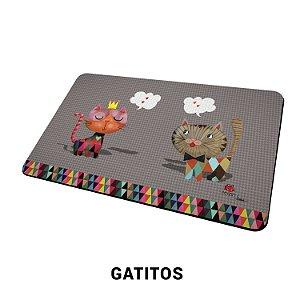 Jogo Americano - Gatos
