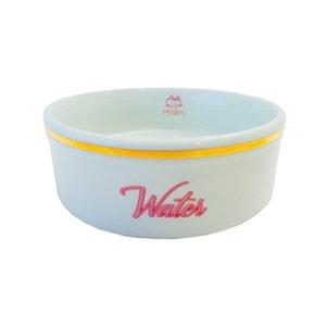Bebedouro de Porcelana - Basic - Pink - Water