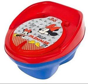 Troninho Penico Infantil Minnie Disney - Styll Baby