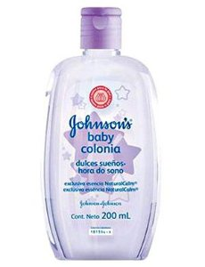 JOHNSON'S® Baby Colônia Hora do Sono - 200ml
