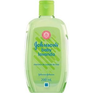 JOHNSON'S® Baby Lavanda - 200ml